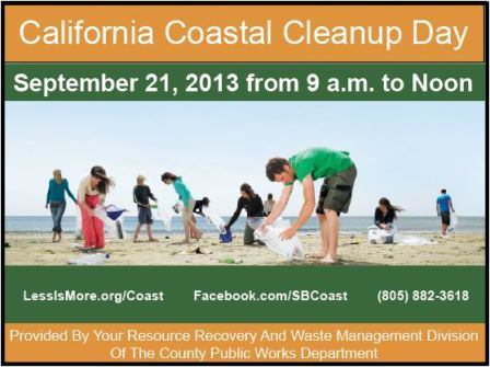 Coastl Cleanup Day Save the Date