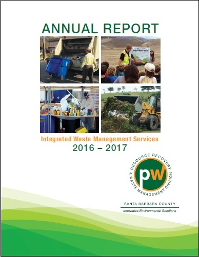 RRWM Annual Report Cover FY 2017