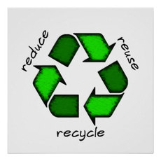 reduce reuse less is more