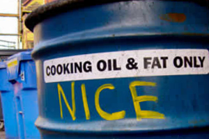 Cooking Oil Picture by Paul Joseph on Flckr original at http://www.flickr.com/photos/sashafatcat/2085299411/sizes/l/