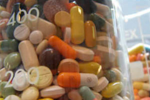 Pharmaceuticals Picture by erix on Flckr original at http://www.flickr.com/photos/erix/142789779/sizes/l/